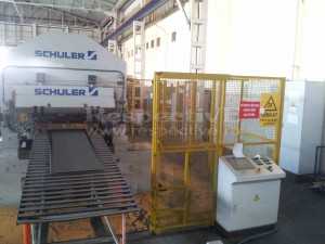 линия по производству стальных панельных радиаторов Emtas