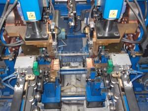 робот делающий радиаторы Emtas