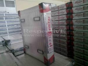 панельные радиаторы для отопления