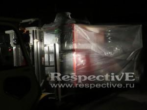 поставка и транспортировка котла на 600 кВт